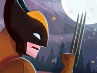 Wolverine - Planet Pulp