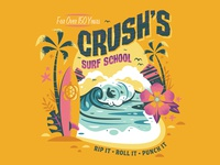Crush's Surf School