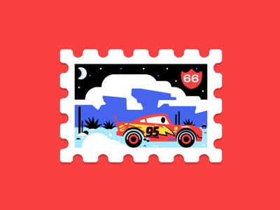 Main St. Post Office Stamp Collection 7|16