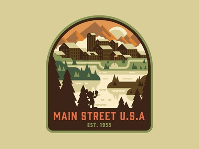 Historic Main St. USA