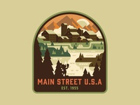 Historic Main St. USA