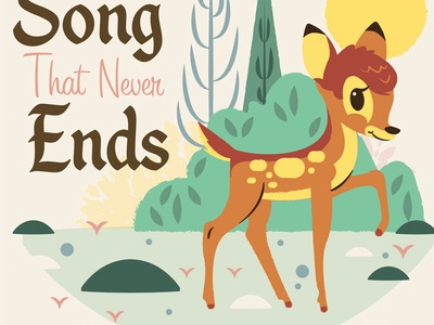 Love Is A Song gentleness kindness love disney bambi