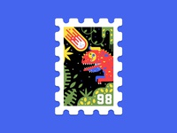 Main St. Post Office Stamp Collection 14|16
