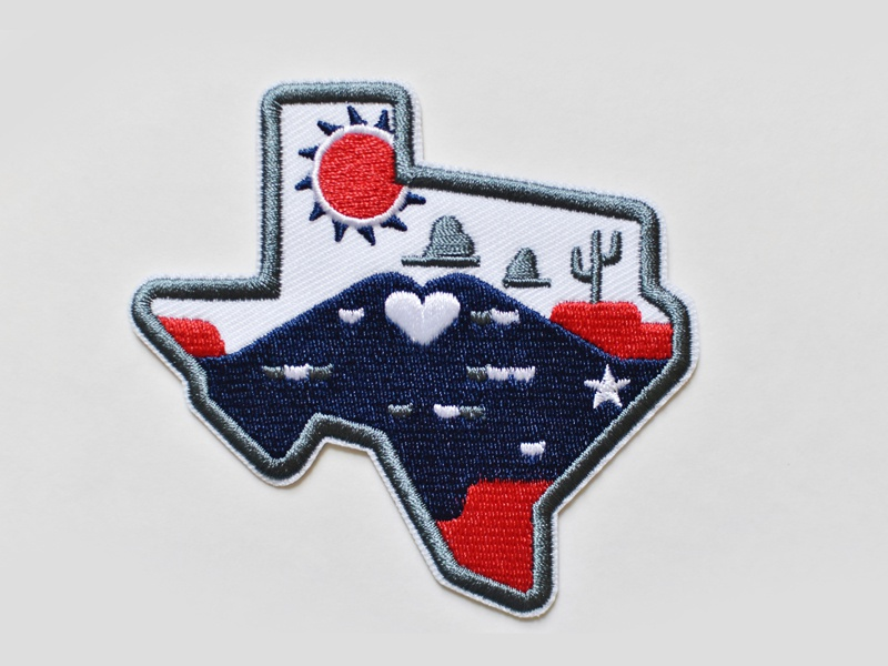 Help For Texas Part 2 wave western company patch dispatch texas
