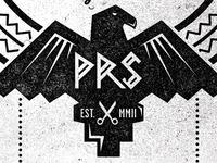 PRS 10 Year Crest