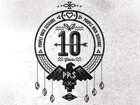 PRS 10 Year Crest Pt4