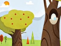 Tree Web Banners