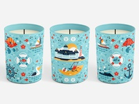 Yacht & Beach Candle
