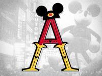 """A Disney """"A"""""""