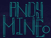 Andy Mineo Type