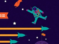 Spaceman Infographic