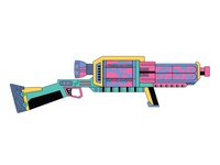 Riot Games Water Gun