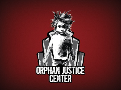 Orphan Justice Center Logo 4 logo handdrawn illustrator photoshop
