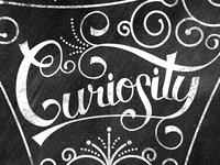 Curiosity Lettering