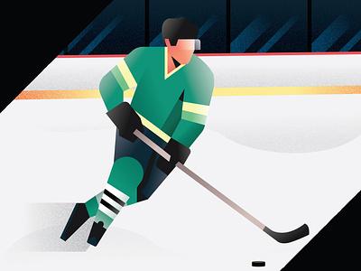 Hockey V.2 hockey player ice sports hockey stick hockey