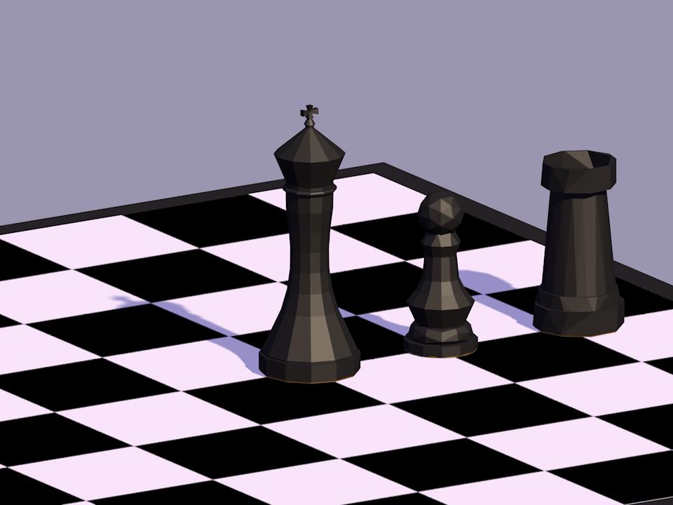 Chess Scene