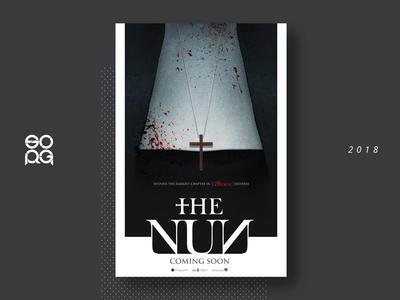 """Poster """"The Nun"""""""