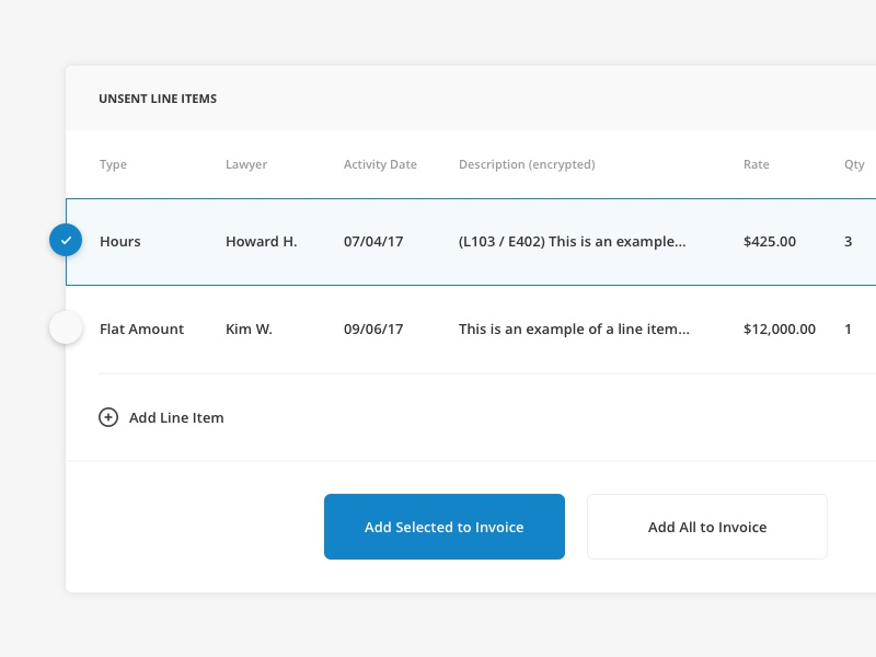 Invoice Builder By Kenny Grill Dribbble - Invoice builder