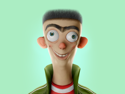 Ed from Ed, Edd & Eddy
