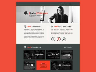 JV Portfolio Web