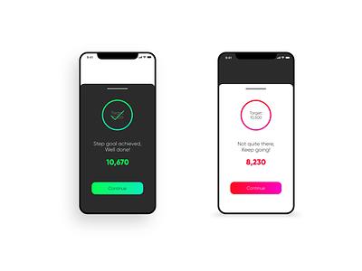 Daily UI 011 - Flash Message clean mobile dailyui design ui