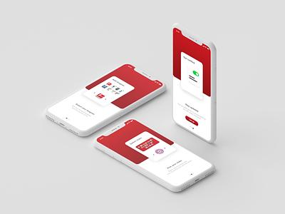 Daily UI 023 xd ux ui mobile dailyui clean design