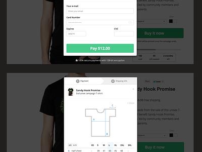 [GIF] Size chart size-chart modal payment gif