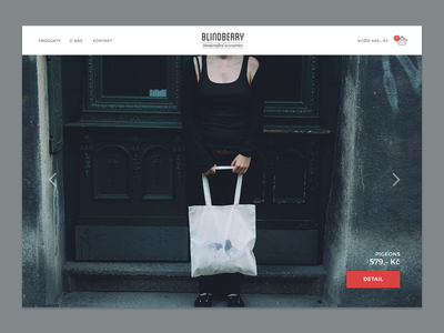 Blindberry homepage carousel carousel web homepage