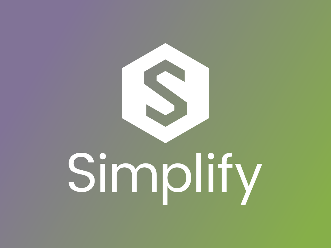 Simplify Logo - A simple logo project for a small CSS