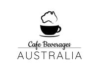Cafè Beverages Australia Logo Concept