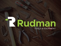 Rudman Tools & Equipment Logo