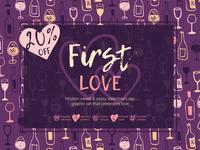 Valentine's Day Graphic set Promo