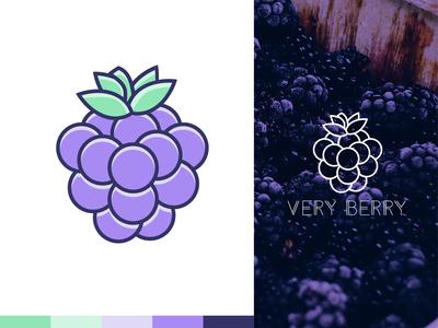 Berry Logo 🍇