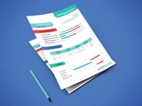 Scriptulate Report Design