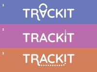 TrackIt Logo Concepts