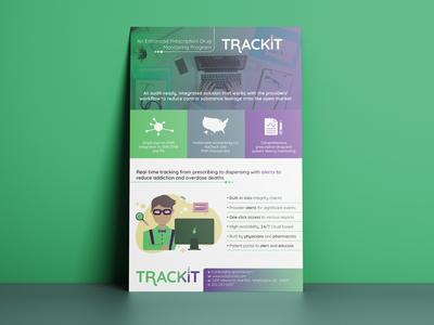 TrackIt App Flyer