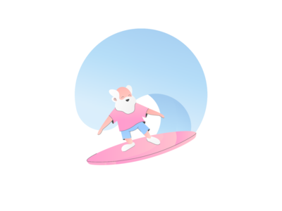 old man surf