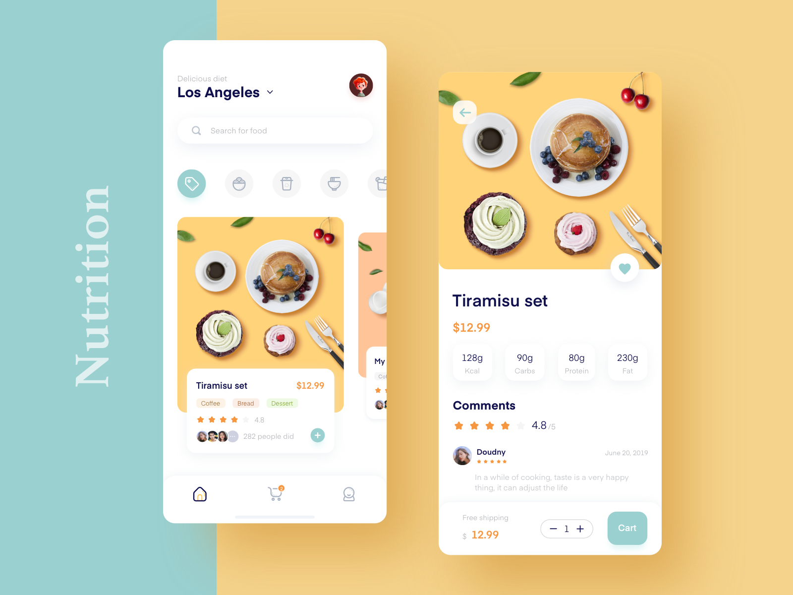 Mobile Design Inspiration: A roundup by Arman Rokni, Cao Hao and more