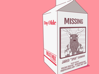 Jared – Milk Carton