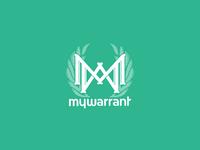 Mywarrant logofade 00