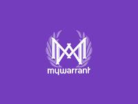 Mywarrant logofade 01