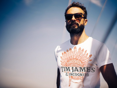TJ & Incognito – White Shirts