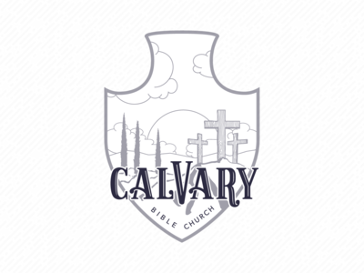 Calvary Bible Church – Badge