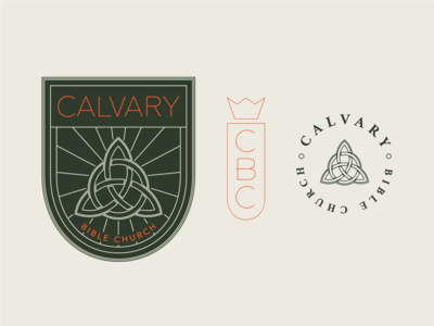 Calvary Bible Church – Brand Exploration 02