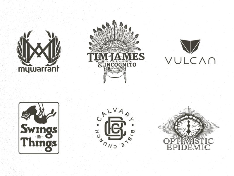 Winners 2018 winners variants design vector black  white typography illustrator branding logo favorites top 10