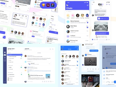2018 activity messenger chat post messaging news video events feed ios find comments