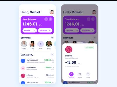 Wallet App
