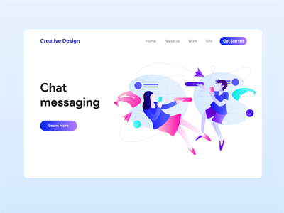 Chat message