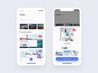 Globe App