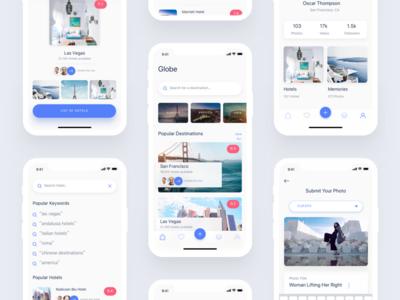 Globe App 02